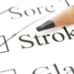 stroke health care check list